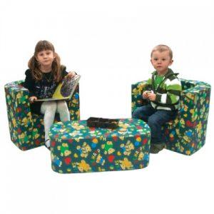 Sestava dětského nábytku